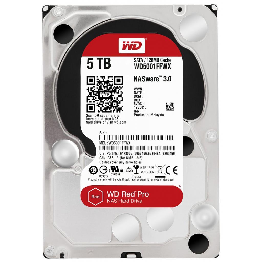 """Жесткий диск 3.5"""" 5TB Western Digital (WD5001FFWX)"""