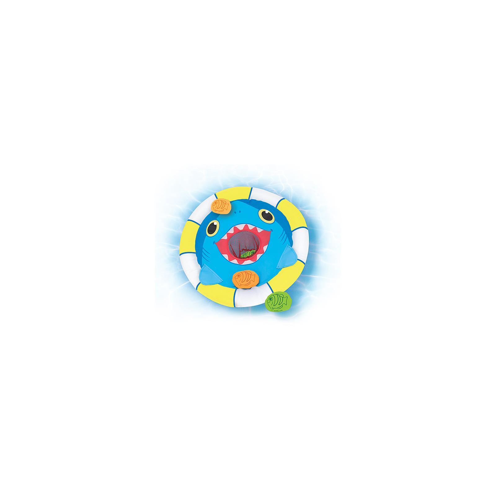 Игровой набор Melissa&Doug Детский водный бильярд Плавающие акулы (MD6661)