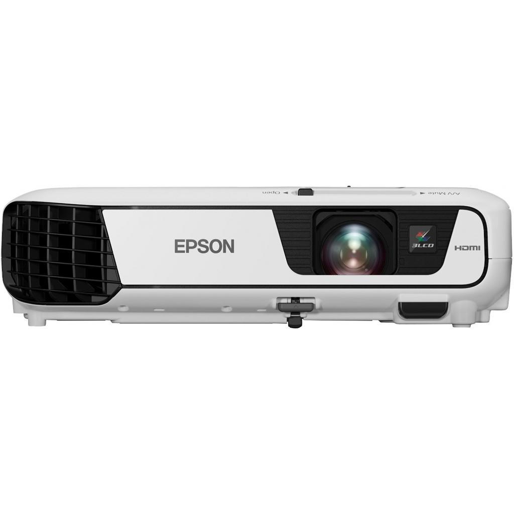 Проектор EPSON EB-X31 (V11H720040) изображение 2