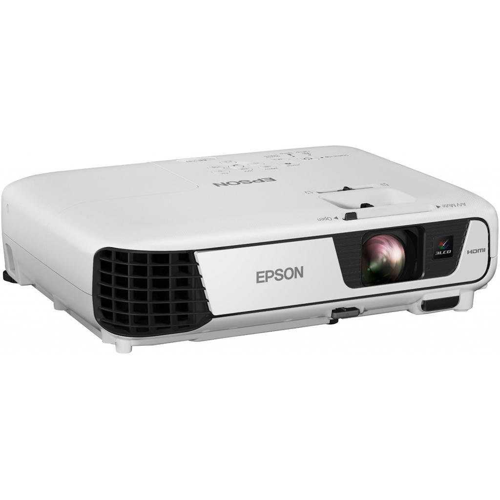 Проектор EPSON EB-X31 (V11H720040) изображение 3