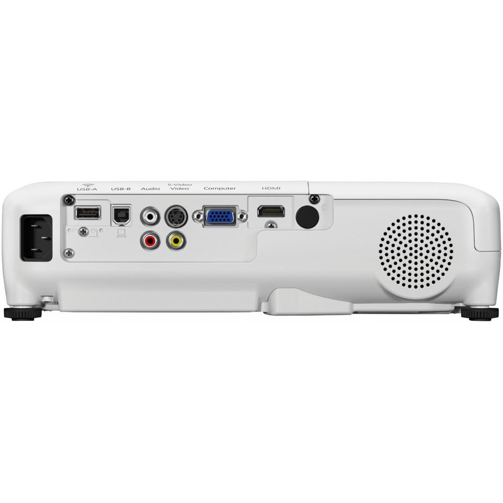Проектор EPSON EB-X31 (V11H720040) изображение 4