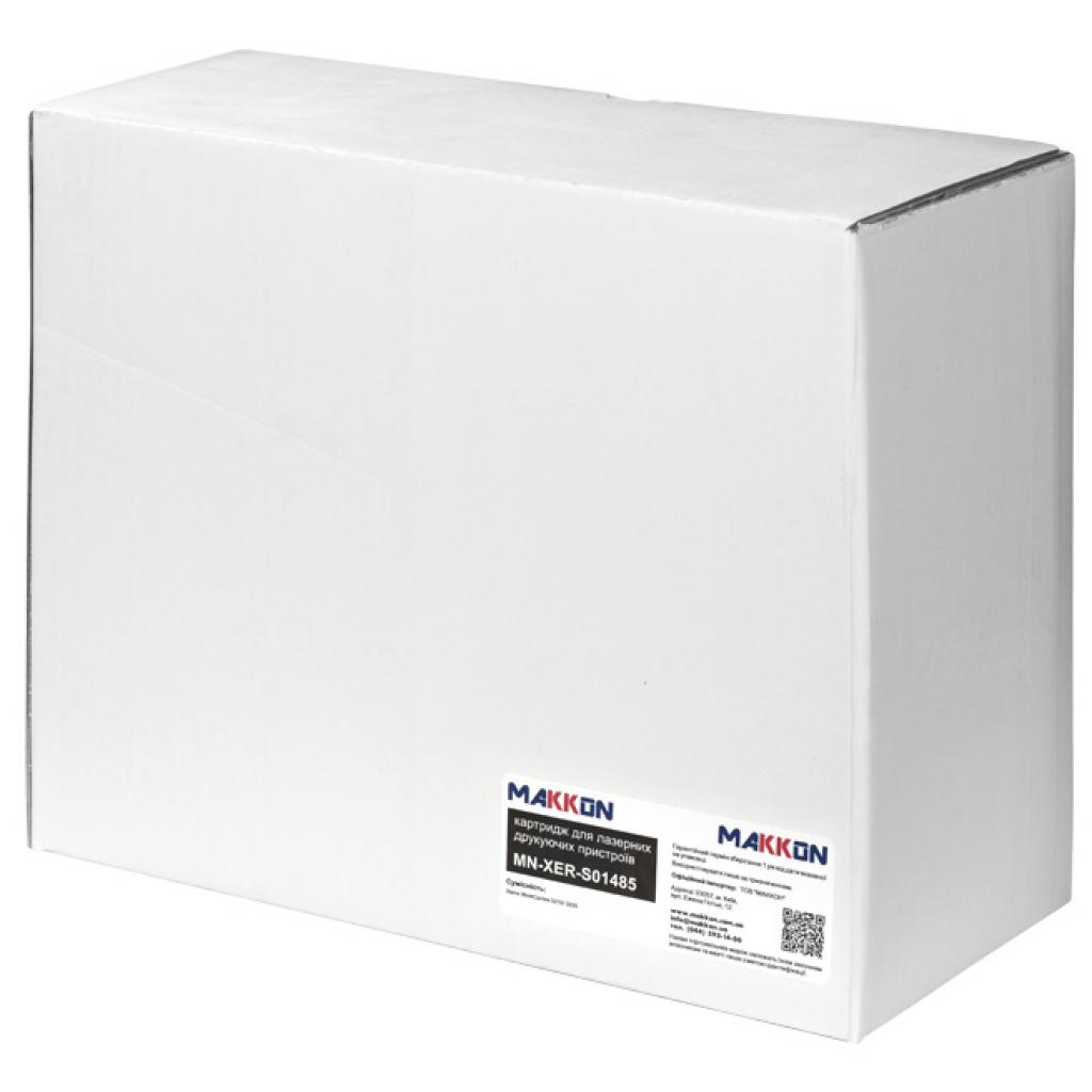Картридж Makkon Xerox 106R01485 2k Black (MN-XER-S01485)
