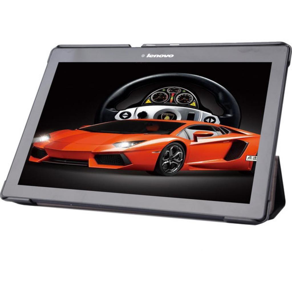 Чехол для планшета AirOn для Lenovo Tab 2 A10 black (4822352777227) изображение 3