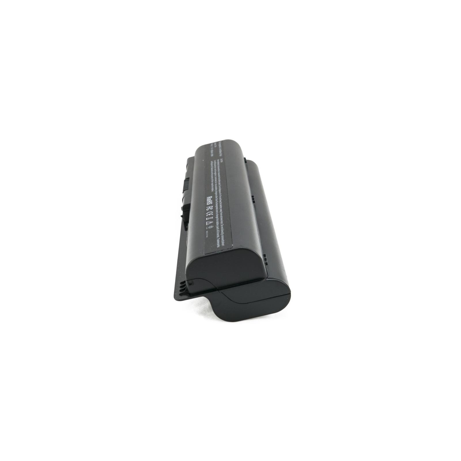 Аккумулятор для ноутбука HP Pavilion DV4 (HSTNN-DB73) 8800 mAh EXTRADIGITAL (BNH3945) изображение 5