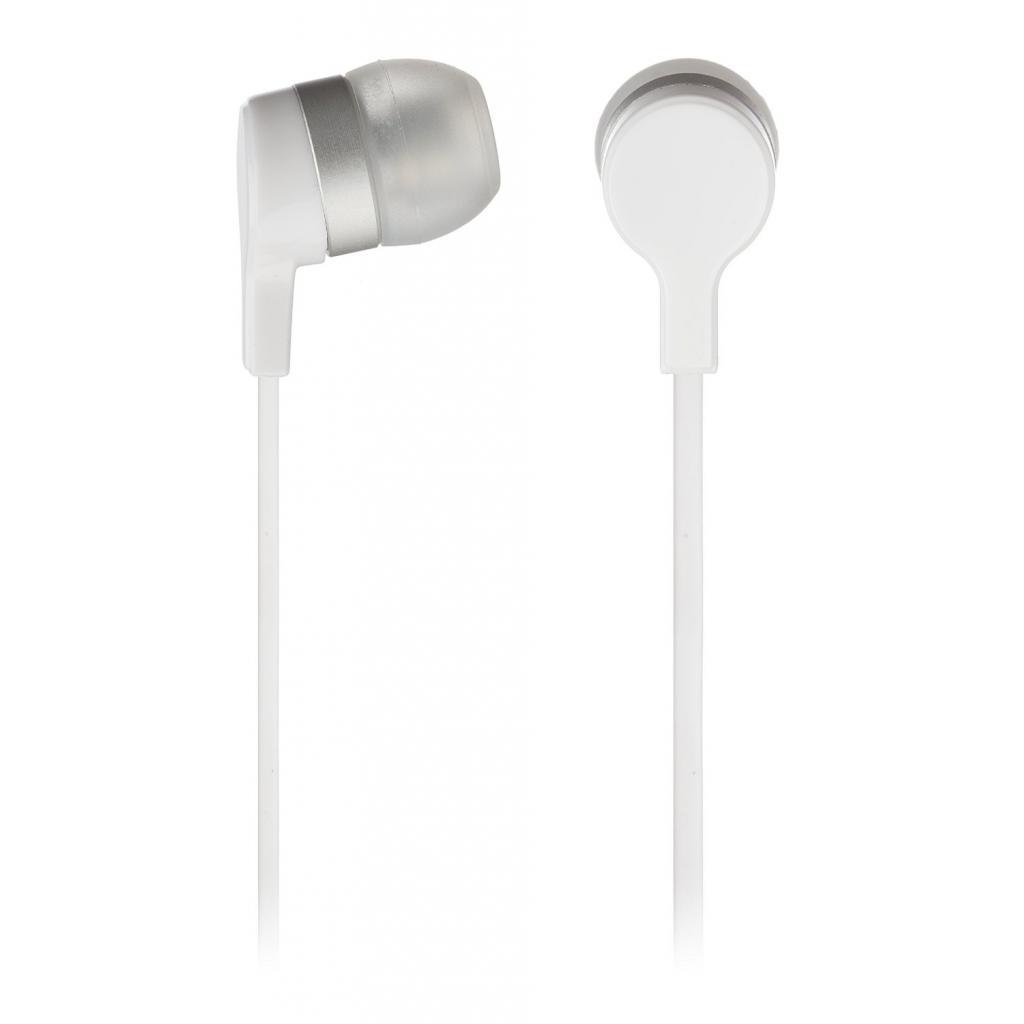 Наушники KitSound KS Mini In-Ear Headphones with In-Line Mic White (KSMINIWH)