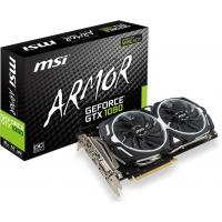 Видеокарта MSI GeForce GTX1080 8192Mb ARMOR OC (GTX 1080 ARMOR 8G OC)