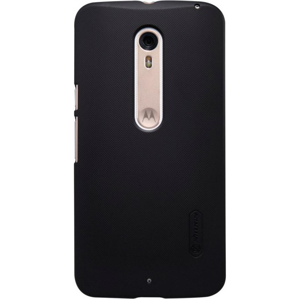 Чехол для моб. телефона NILLKIN для Moto X Style - Super Frosted Shield (Black) (6279926)