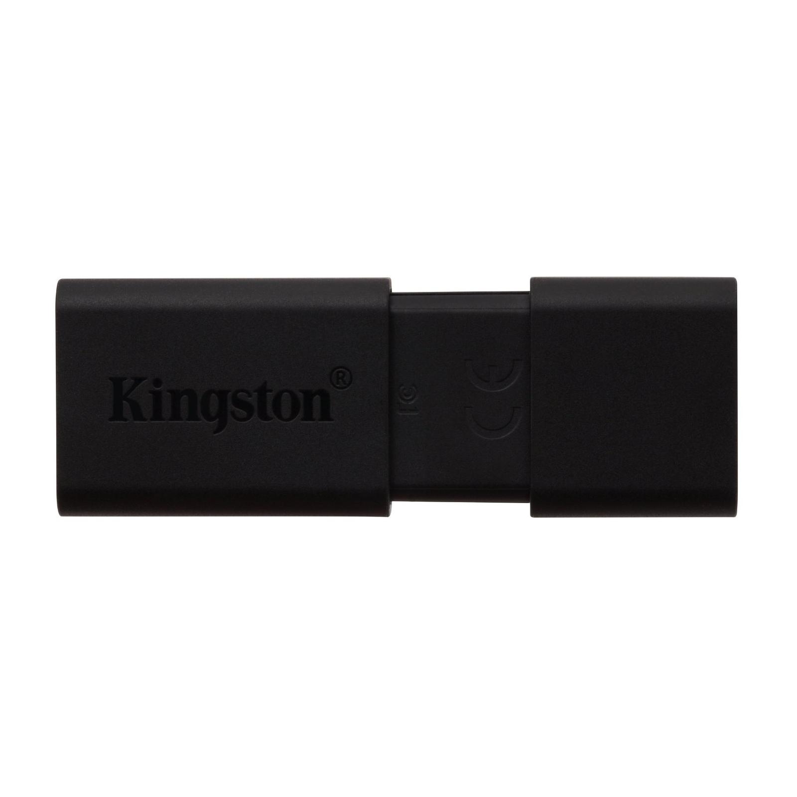 USB флеш накопитель Kingston 32Gb DataTraveler 100 Generation 3 USB3.0 (DT100G3/32GB) изображение 2