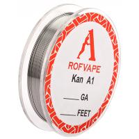 Проволока для спирали Rofvape Kanthal A1 10 м 28AGW/0.32 мм (PVKA128)