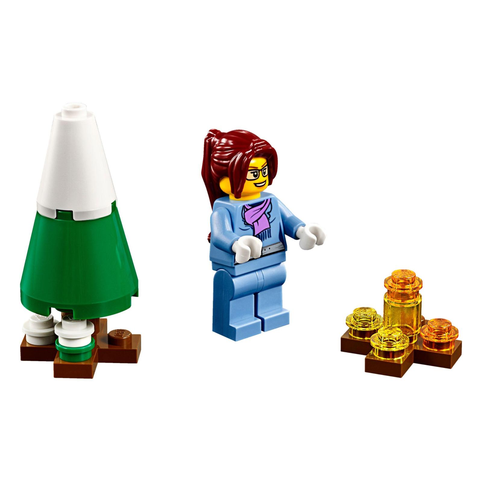 Конструктор LEGO Creator Модульный набор Зимние каникулы (31080) изображение 10