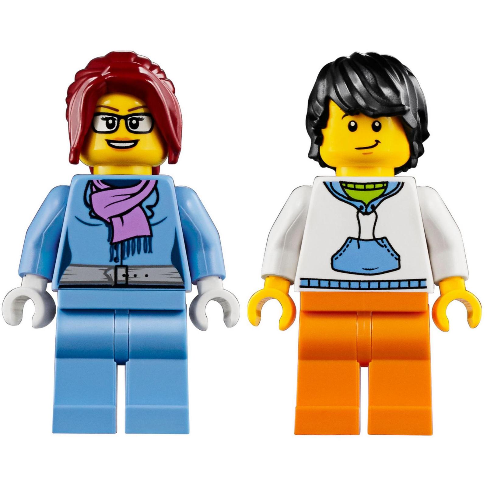 Конструктор LEGO Creator Модульный набор Зимние каникулы (31080) изображение 12