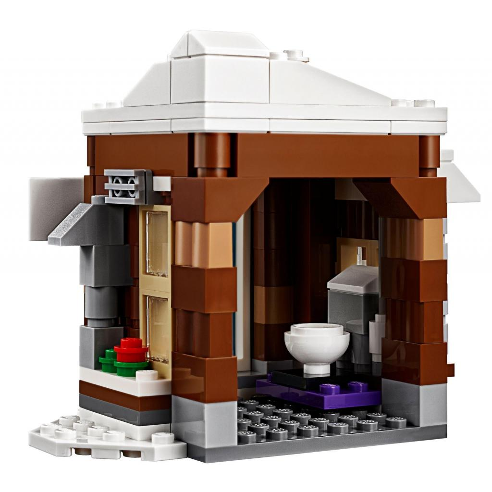 Конструктор LEGO Creator Модульный набор Зимние каникулы (31080) изображение 6