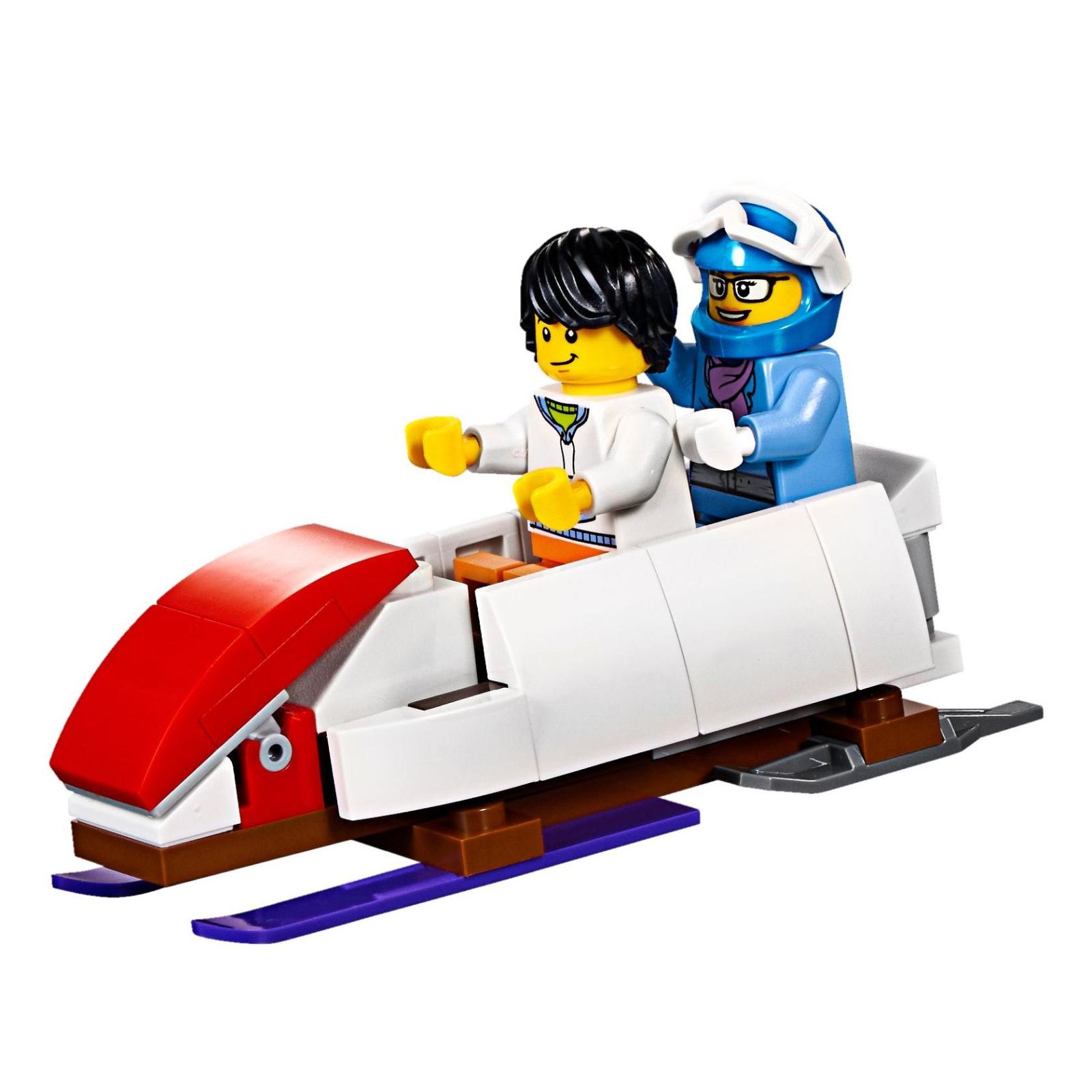 Конструктор LEGO Creator Модульный набор Зимние каникулы (31080) изображение 9