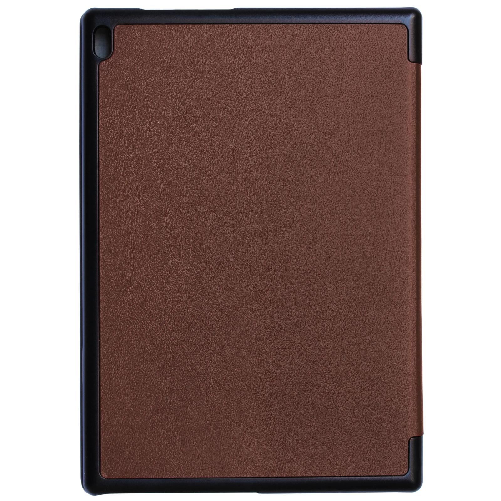Чехол для планшета Grand-X для Lenovo TAB4-X304F 10-3 (ZA2J0059UA) Brown (LT4X304BR) изображение 3