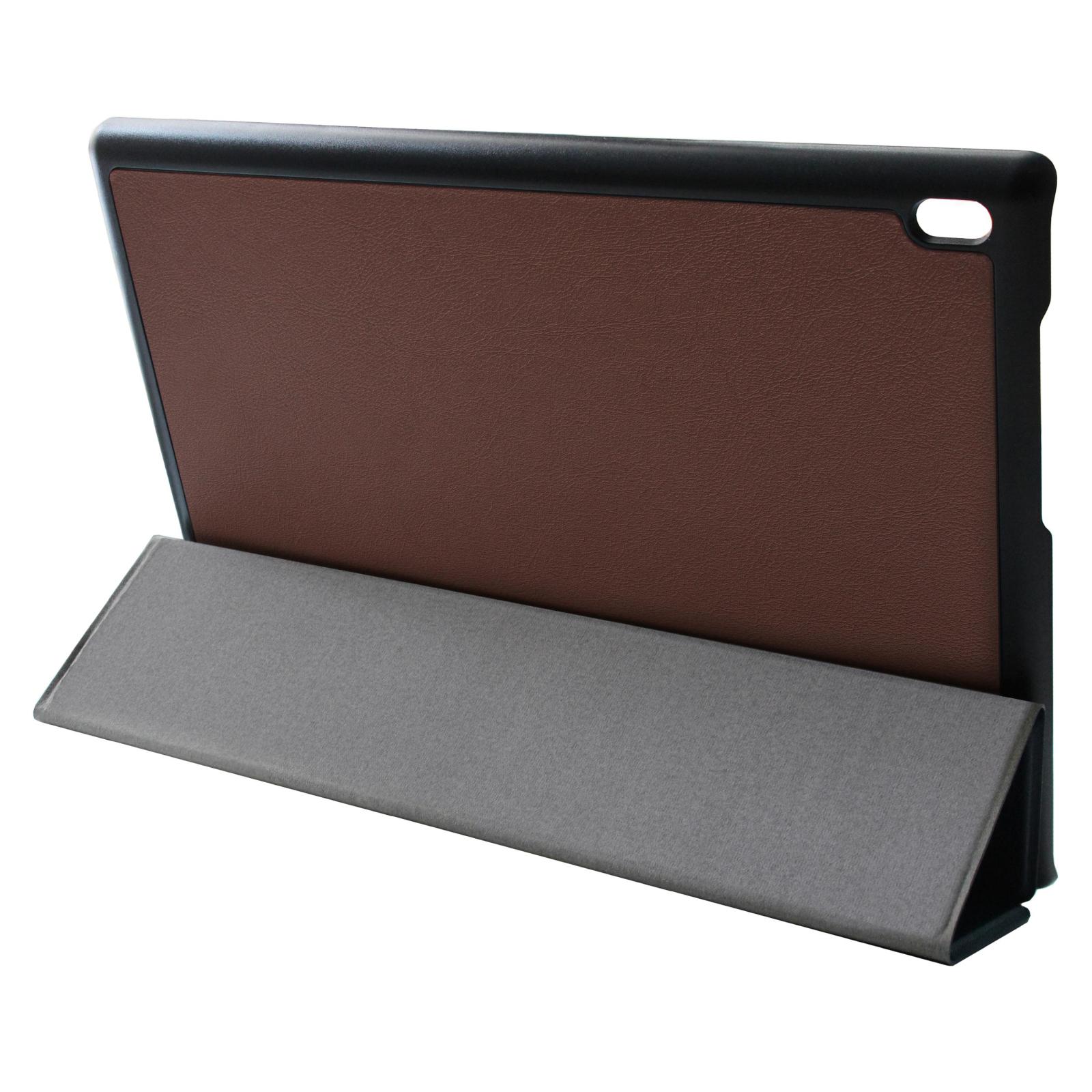 Чехол для планшета Grand-X для Lenovo TAB4-X304F 10-3 (ZA2J0059UA) Brown (LT4X304BR) изображение 6