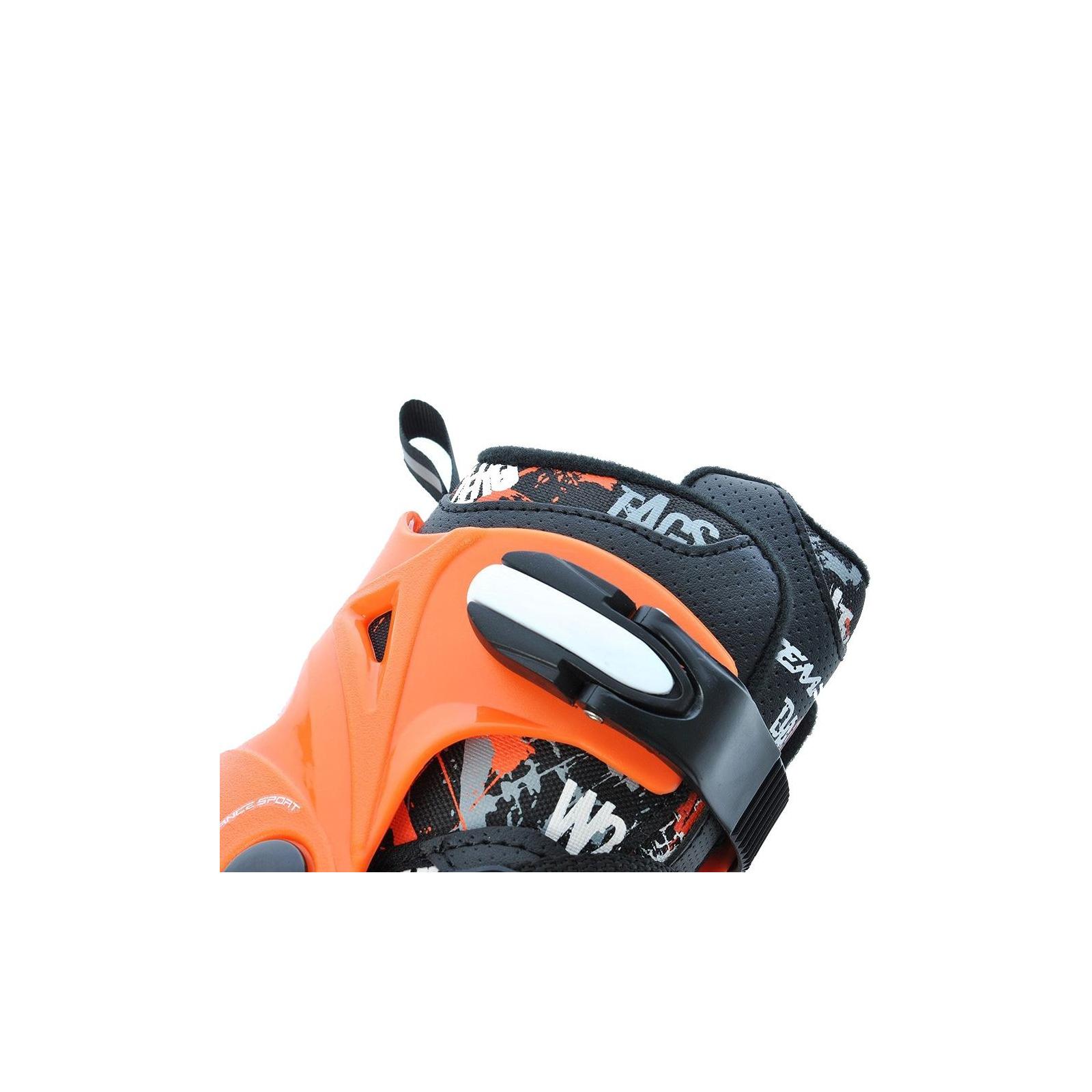 Роликовые коньки Tempish DACO black/40-43 1000027/BLACK/40-43 (1000027/BLACK/40-43) изображение 9
