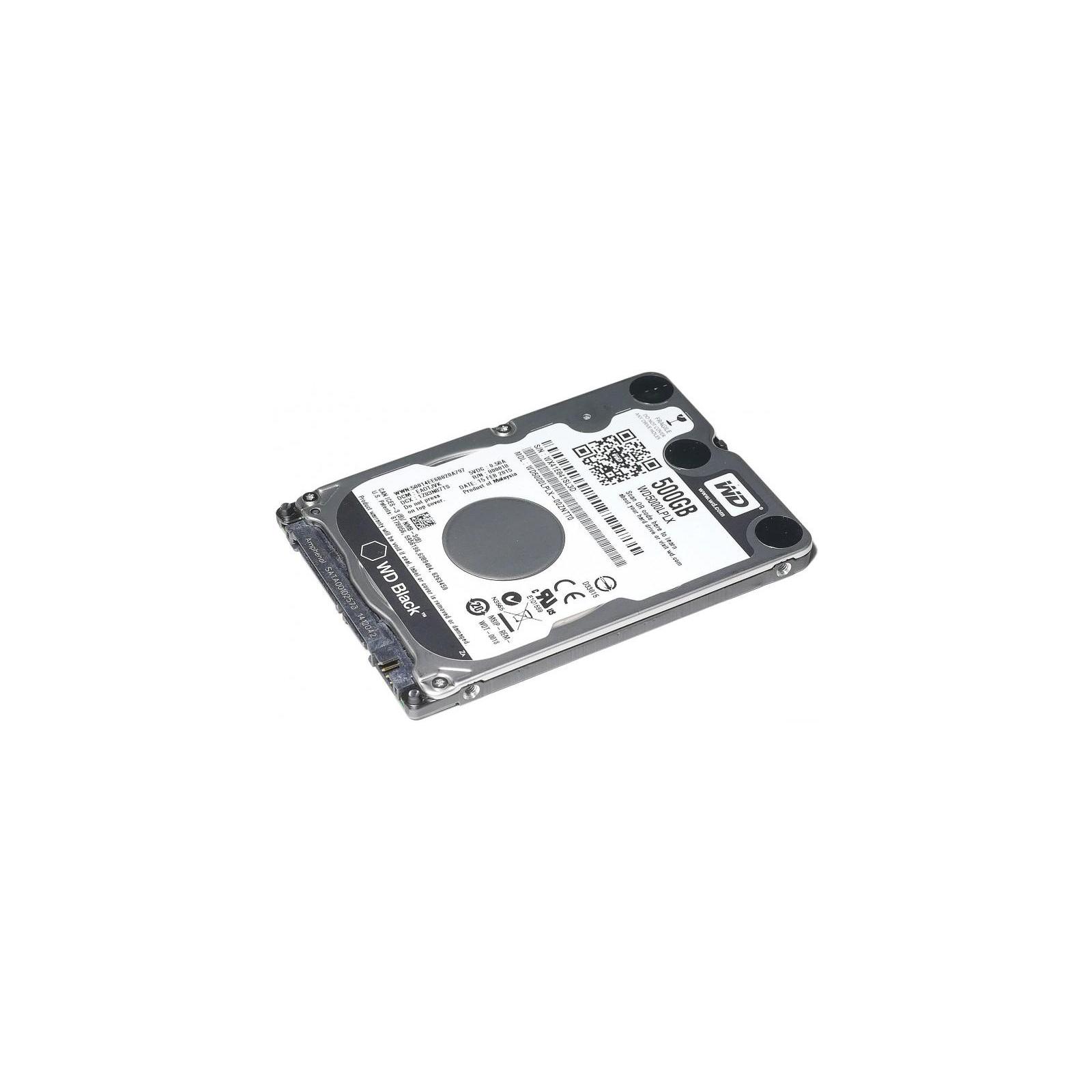 """Жесткий диск для ноутбука 2.5"""" 500GB WD (# WD5000LPLX-FR#) изображение 2"""