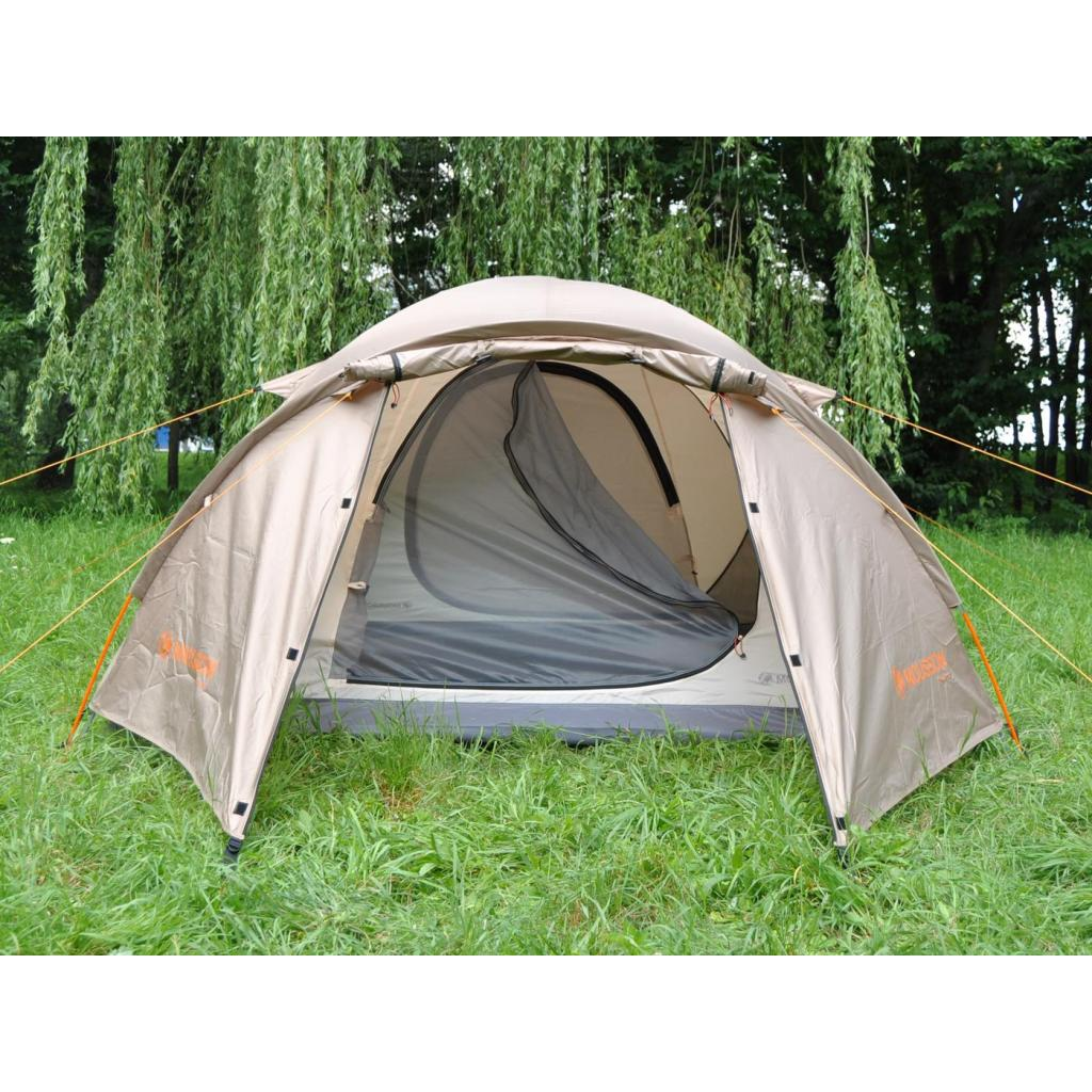 Палатка Mousson ATLANT 4 AL SAND (7883) изображение 6