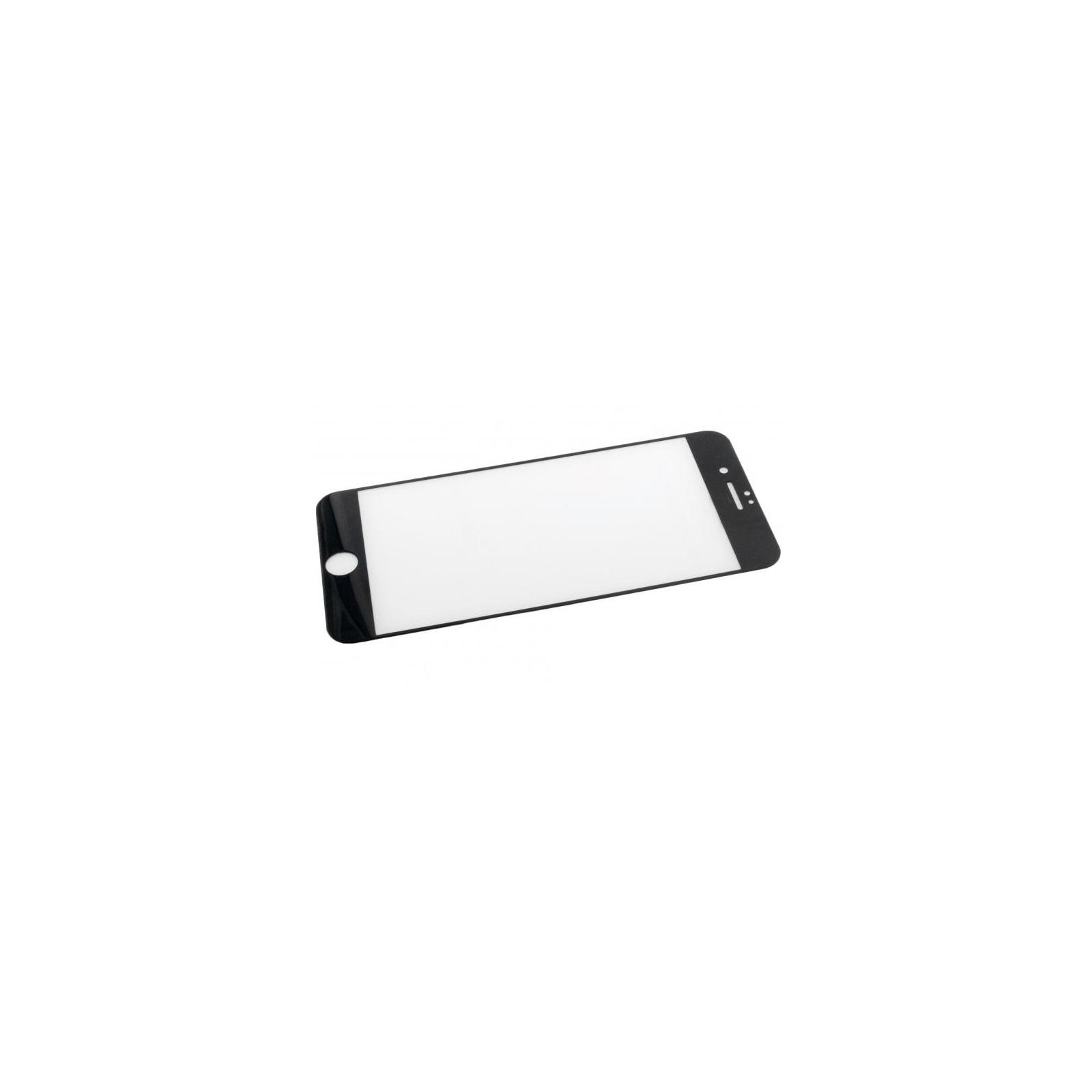 Стекло защитное iSG для Apple iPhone 7 Plus/8 Plus 3D Full Cover Black (SPG4406) изображение 2
