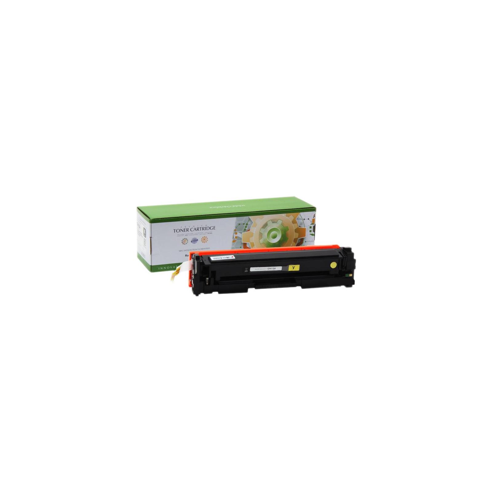 Картридж Static Control HP CLJP CF412A 2.3k yellow (002-01-SF412A)