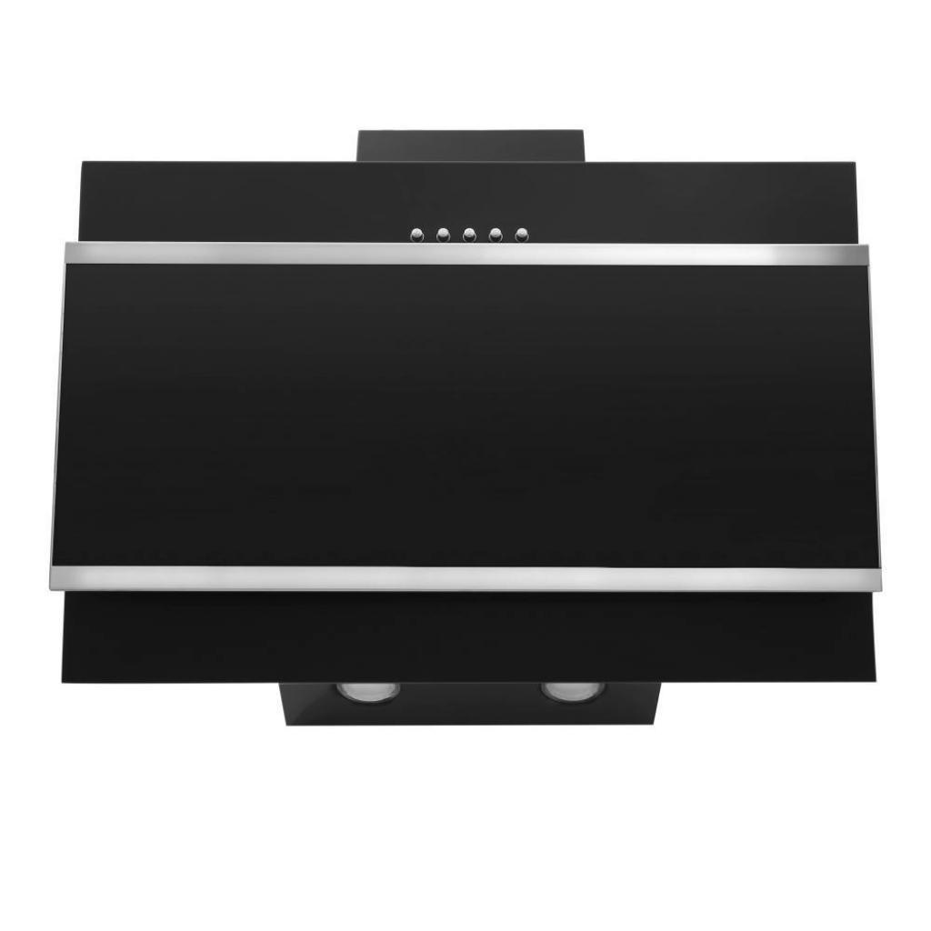 Вытяжка кухонная PERFELLI DN 6672 A 1000 BL/I LED изображение 3