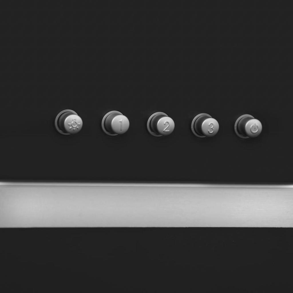 Вытяжка кухонная PERFELLI DN 6672 A 1000 BL/I LED изображение 5