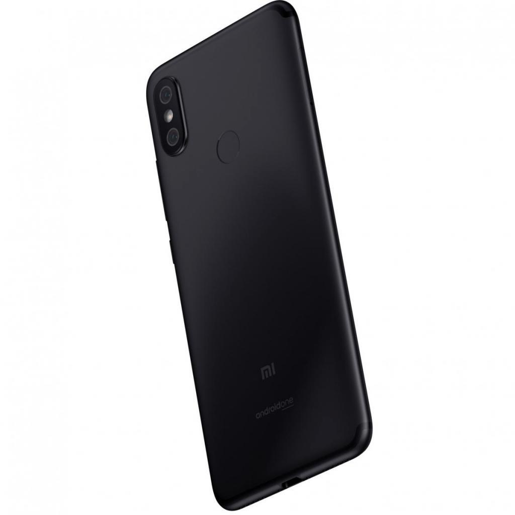 Мобильный телефон Xiaomi Mi A2 4/64 Black изображение 8