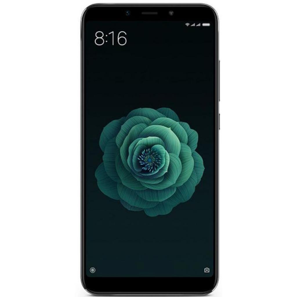 Мобильный телефон Xiaomi Mi A2 4/64 Black