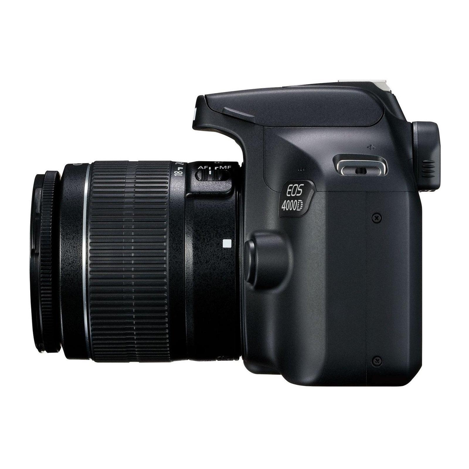 Цифровой фотоаппарат Canon EOS 4000D 18-55 DC III kit (3011C004) изображение 5