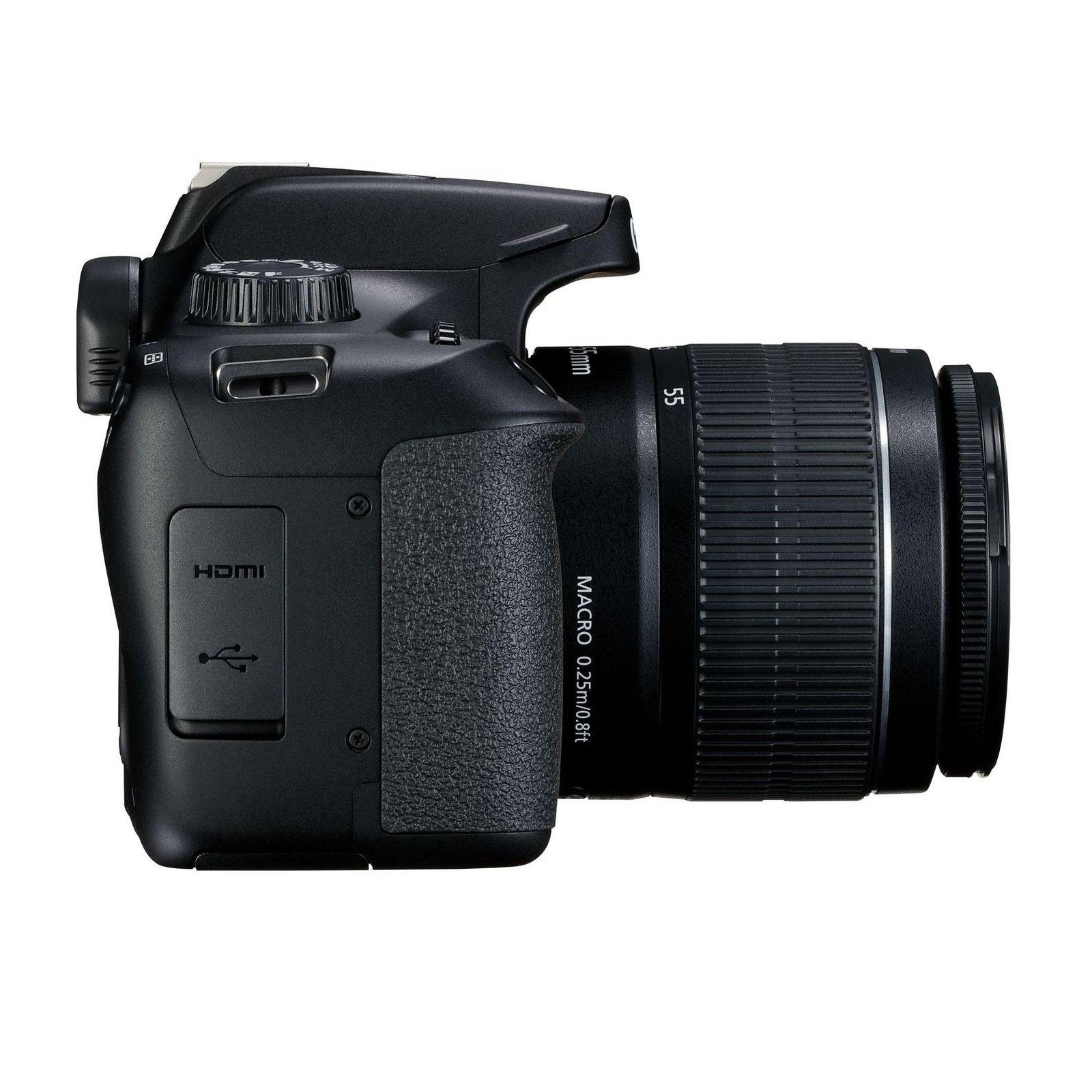Цифровой фотоаппарат Canon EOS 4000D 18-55 DC III kit (3011C004) изображение 6