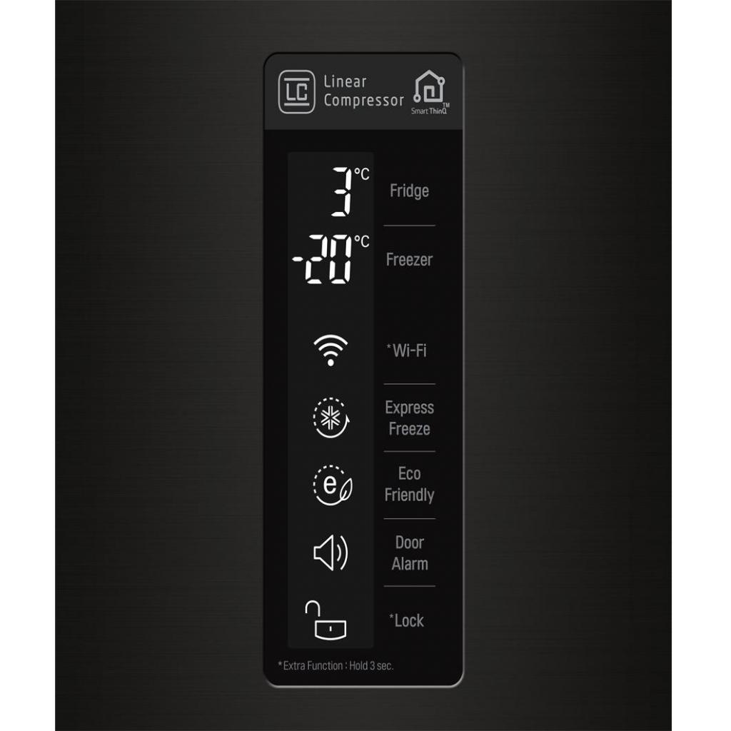 Холодильник LG GA-B429SBQZ изображение 11