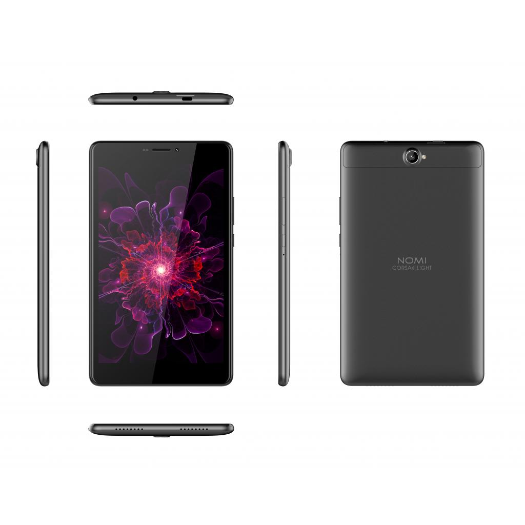 """Планшет Nomi C070014L Corsa4 Light 7"""" 3G 8GB Grey изображение 7"""