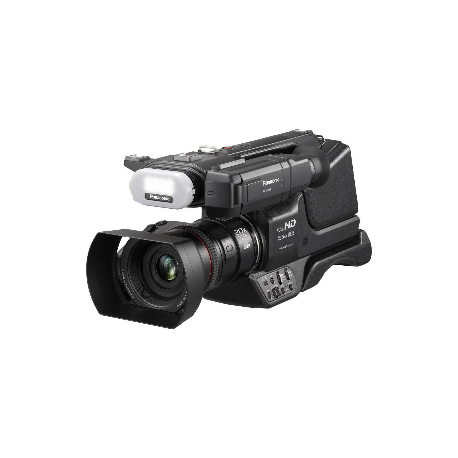 Цифровая видеокамера PANASONIC HC-MDH3E изображение 12