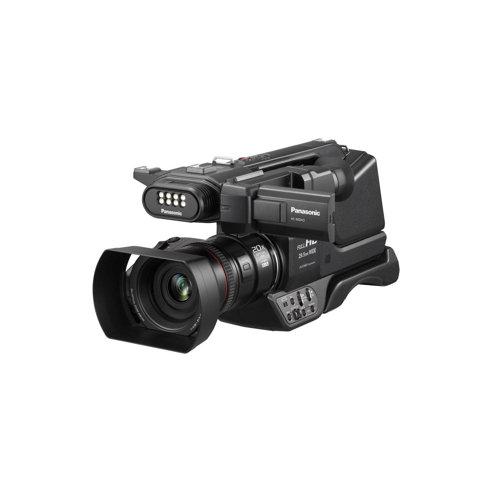 Цифровая видеокамера PANASONIC HC-MDH3E изображение 2