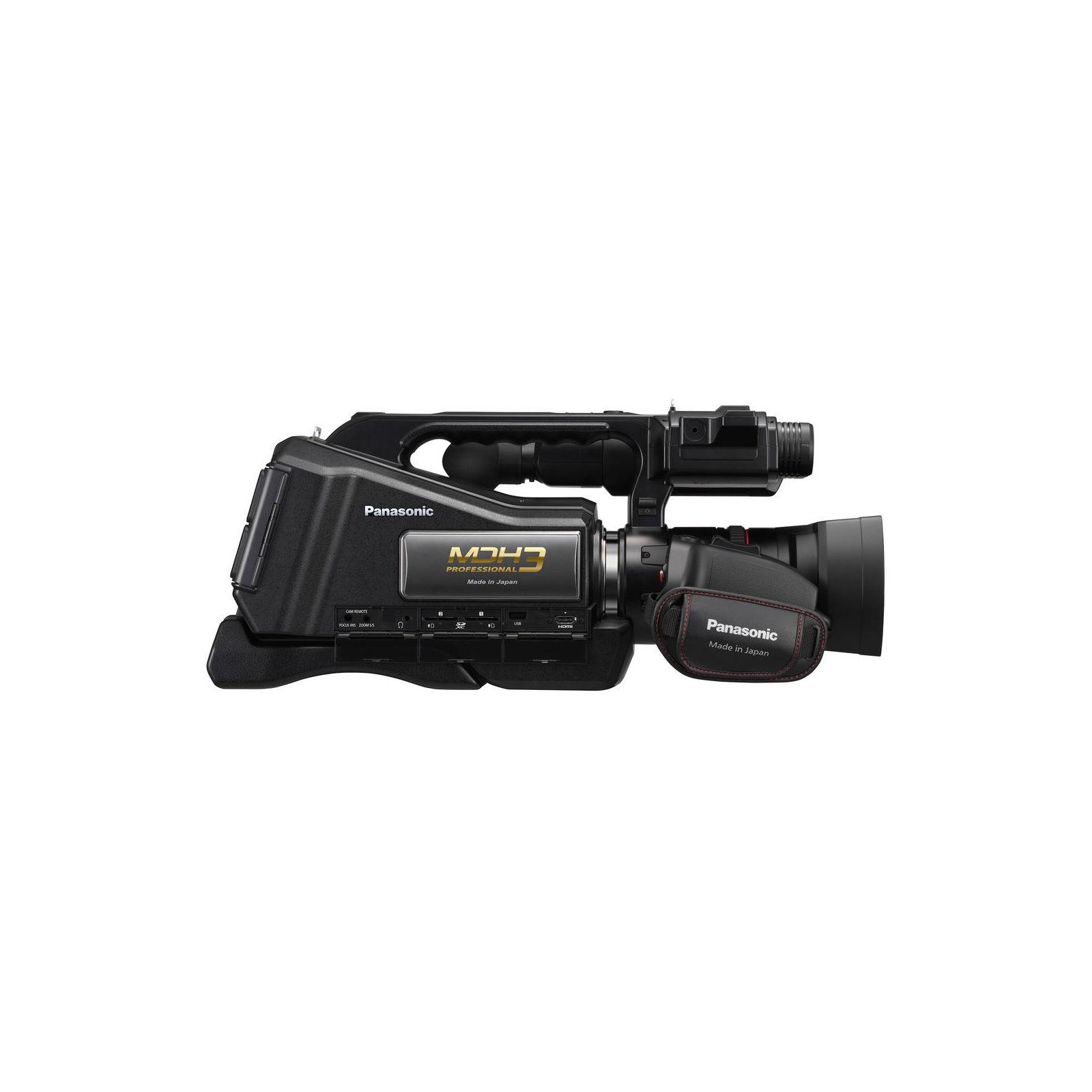 Цифровая видеокамера PANASONIC HC-MDH3E изображение 4