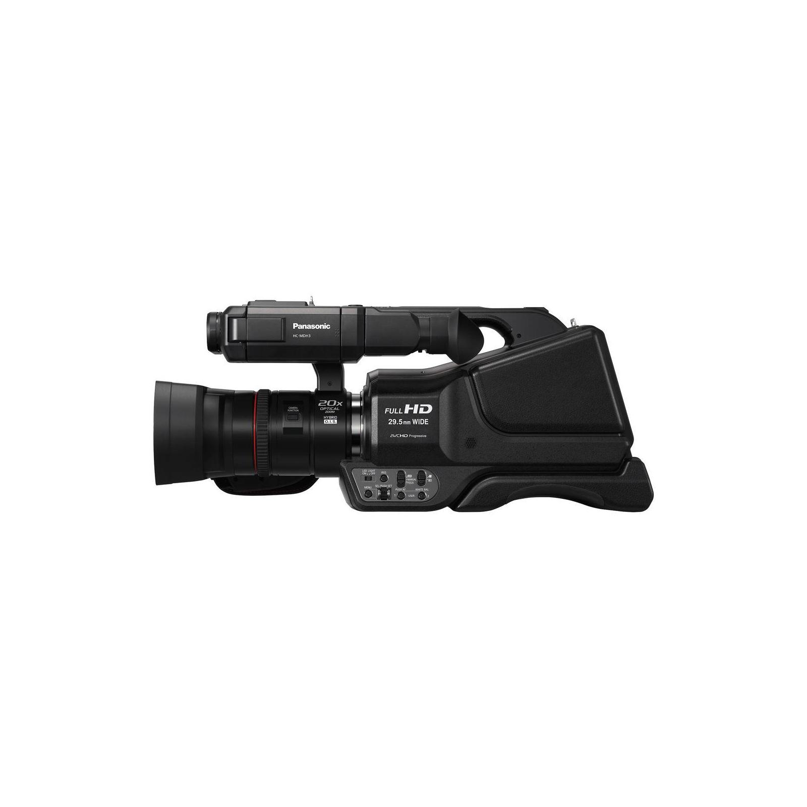 Цифровая видеокамера PANASONIC HC-MDH3E изображение 5