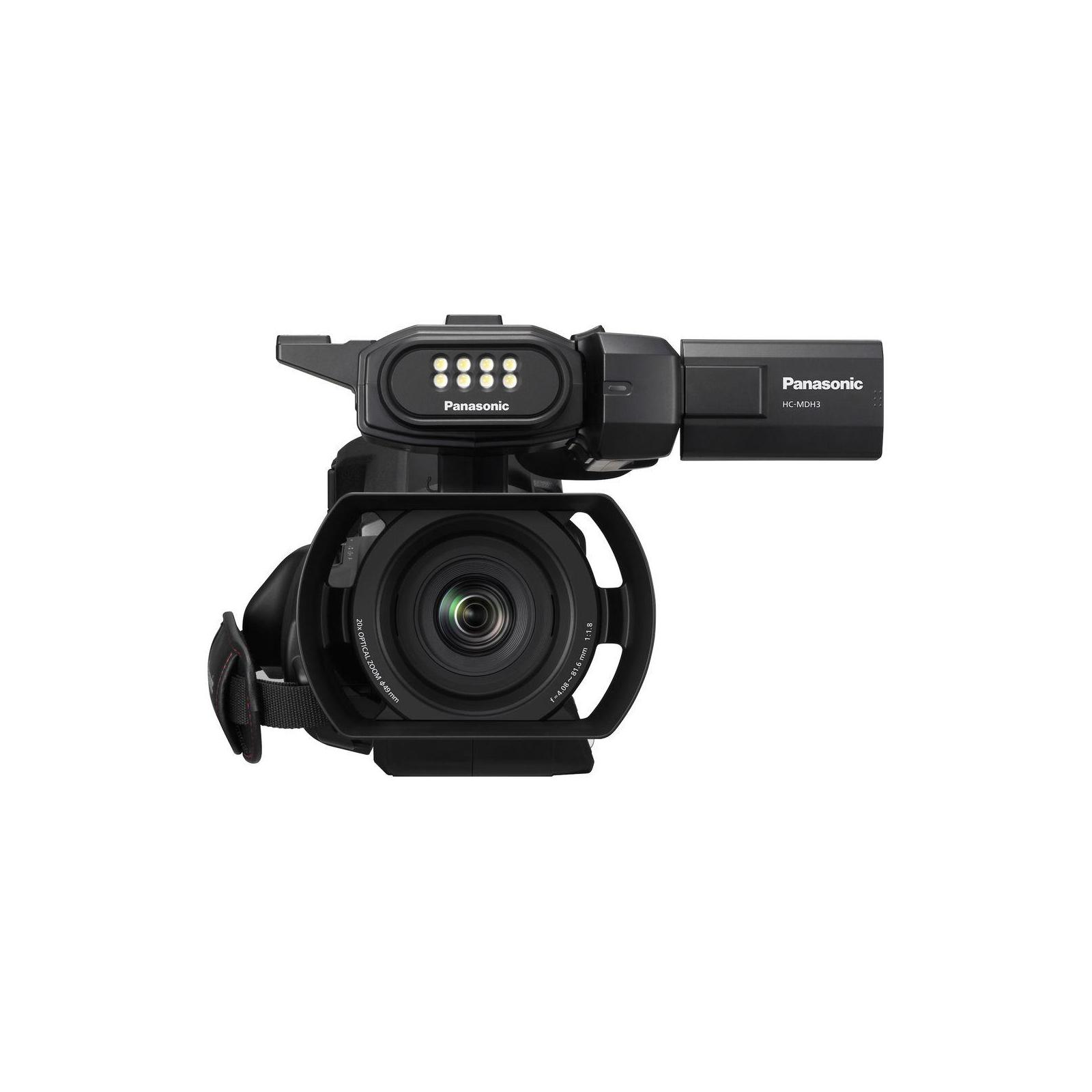 Цифровая видеокамера PANASONIC HC-MDH3E изображение 7