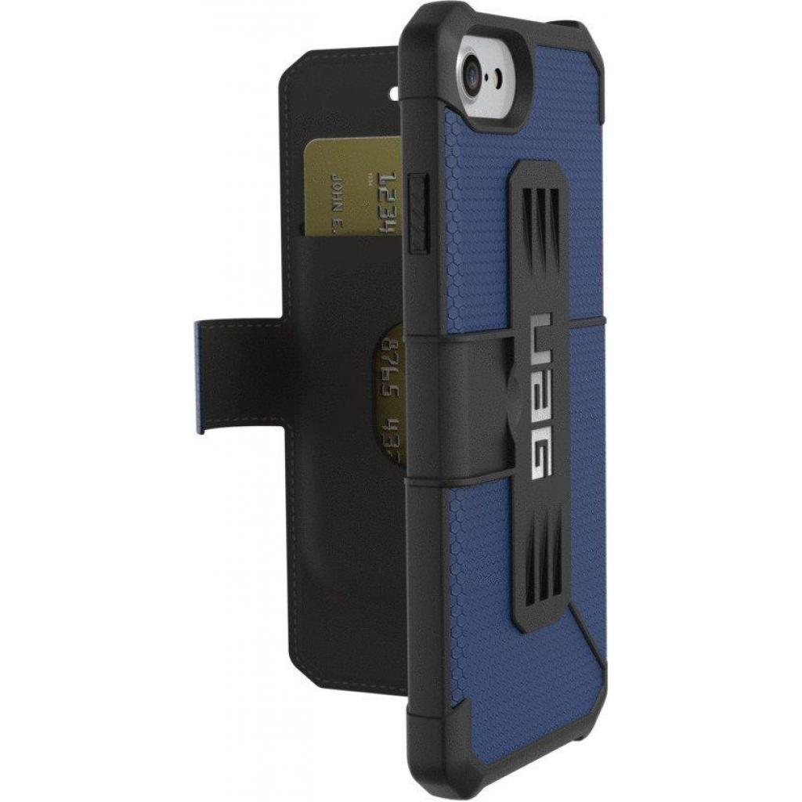 Чехол для моб. телефона UAG iPhone 8/7/6S/6 Metropolis Blue (IPH8/7-E-CB) изображение 5