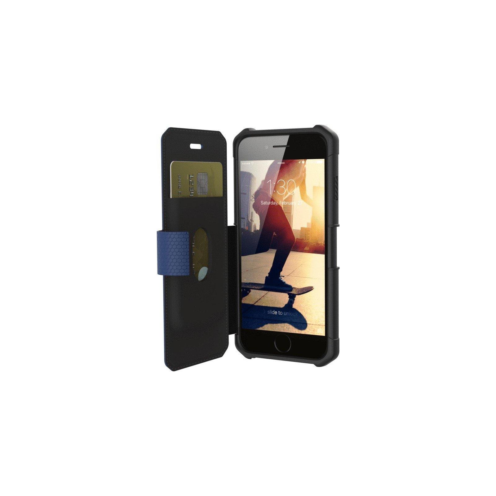Чехол для моб. телефона UAG iPhone 8/7/6S/6 Metropolis Blue (IPH8/7-E-CB) изображение 6