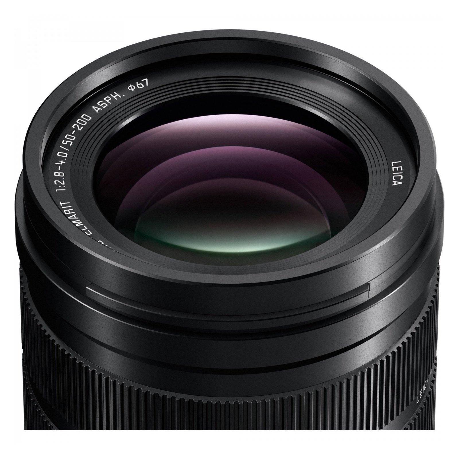 Объектив PANASONIC Micro 4/3 Lens 50-200 mm f/2.8-4 ASPH. POWER O.I.S. Leica DG (H-ES50200E) изображение 10