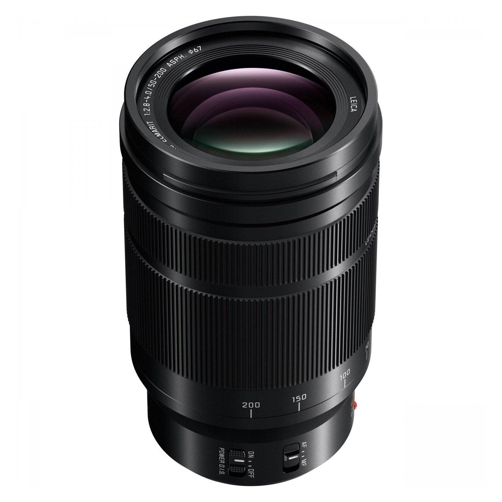 Объектив PANASONIC Micro 4/3 Lens 50-200 mm f/2.8-4 ASPH. POWER O.I.S. Leica DG (H-ES50200E) изображение 2