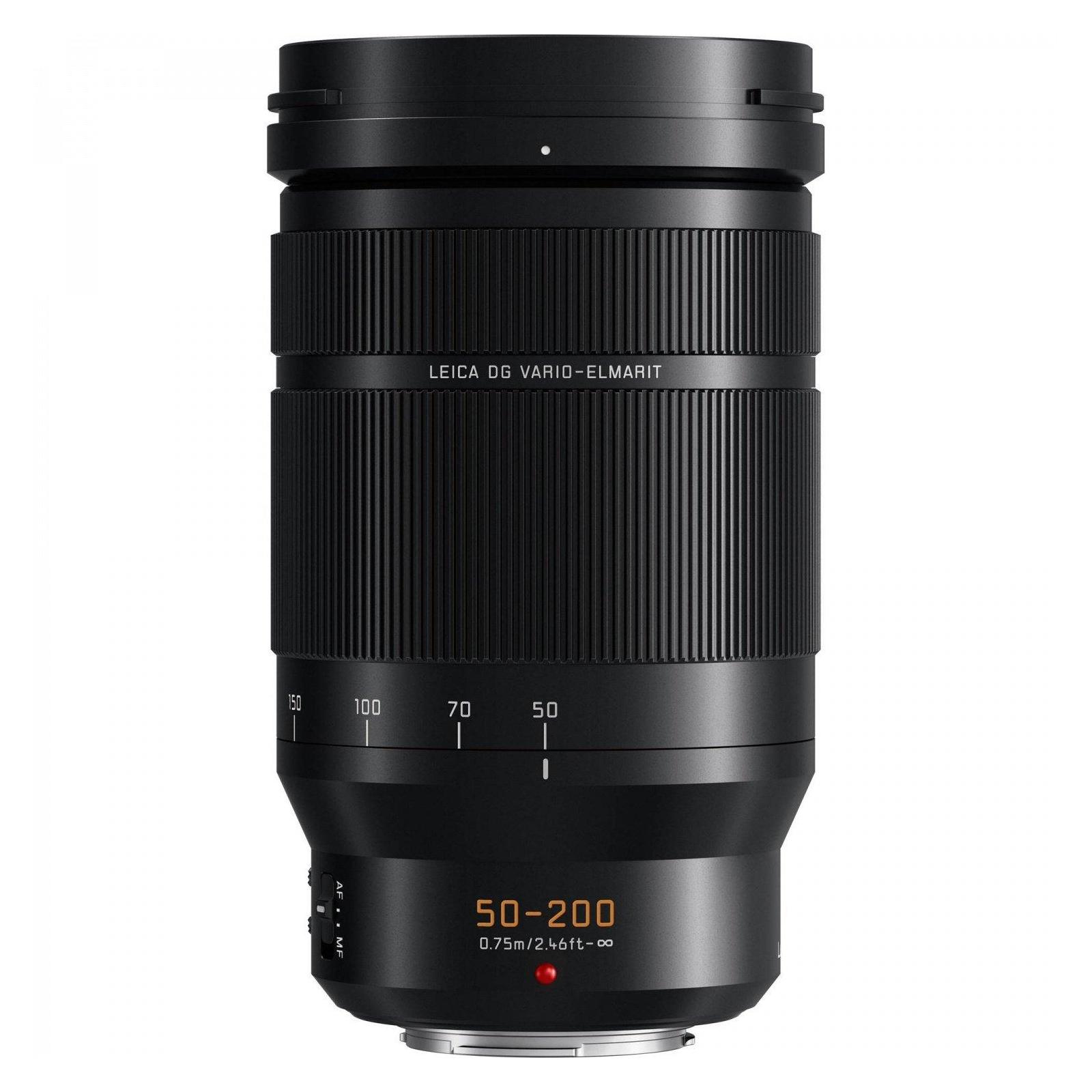 Объектив PANASONIC Micro 4/3 Lens 50-200 mm f/2.8-4 ASPH. POWER O.I.S. Leica DG (H-ES50200E) изображение 3
