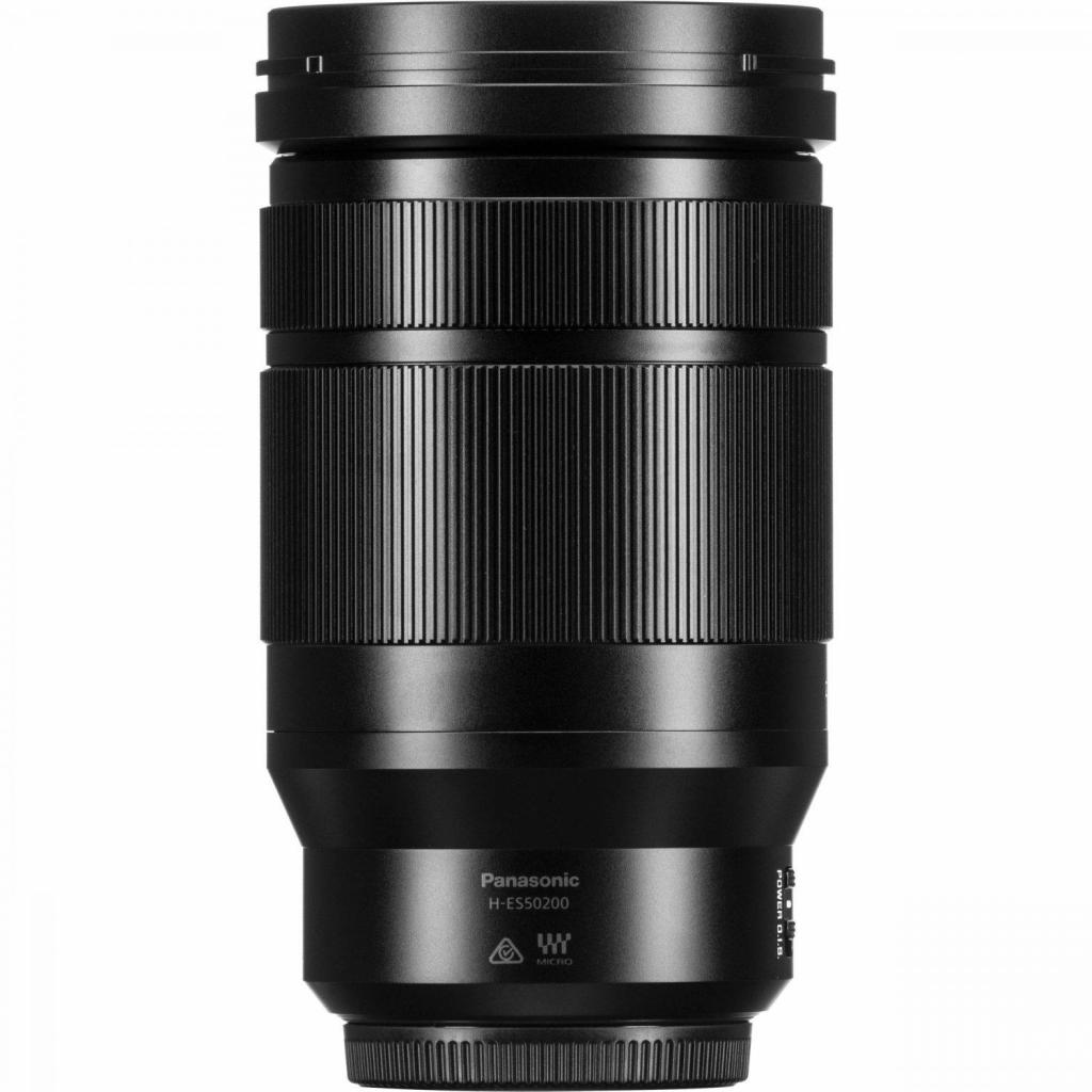 Объектив PANASONIC Micro 4/3 Lens 50-200 mm f/2.8-4 ASPH. POWER O.I.S. Leica DG (H-ES50200E) изображение 6