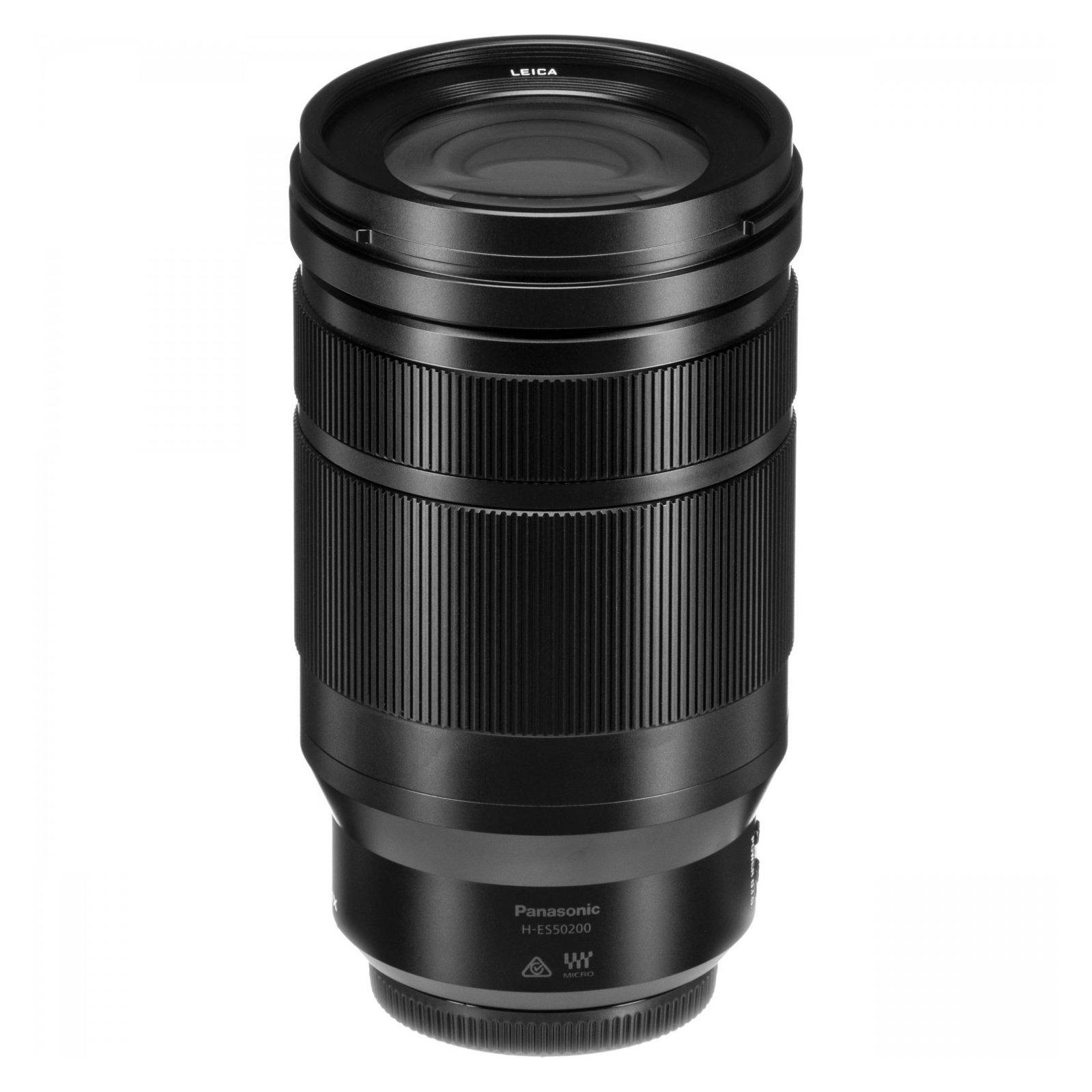 Объектив PANASONIC Micro 4/3 Lens 50-200 mm f/2.8-4 ASPH. POWER O.I.S. Leica DG (H-ES50200E) изображение 7