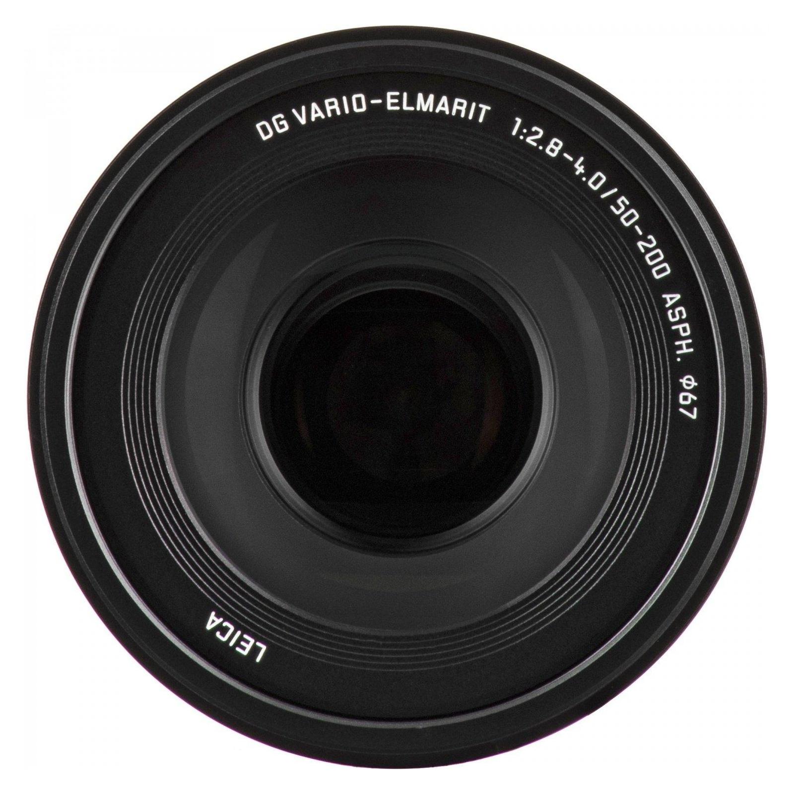 Объектив PANASONIC Micro 4/3 Lens 50-200 mm f/2.8-4 ASPH. POWER O.I.S. Leica DG (H-ES50200E) изображение 8