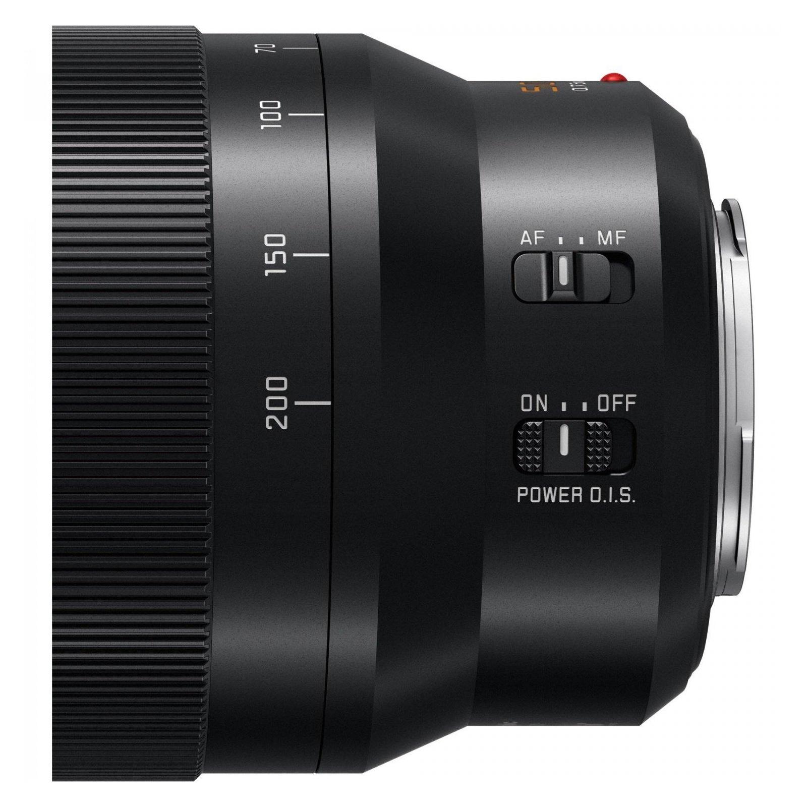 Объектив PANASONIC Micro 4/3 Lens 50-200 mm f/2.8-4 ASPH. POWER O.I.S. Leica DG (H-ES50200E) изображение 9