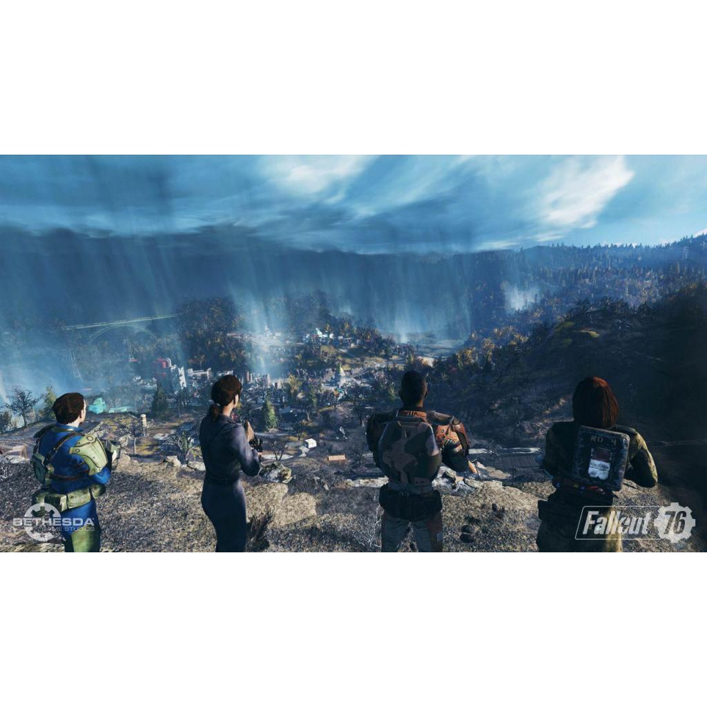 Игра SONY Fallout 76 [Blu-Rayдиск] PS4 (6420774) изображение 2