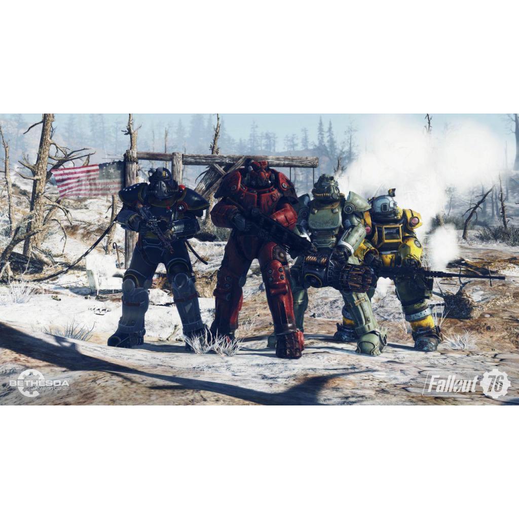Игра SONY Fallout 76 [Blu-Rayдиск] PS4 (6420774) изображение 4