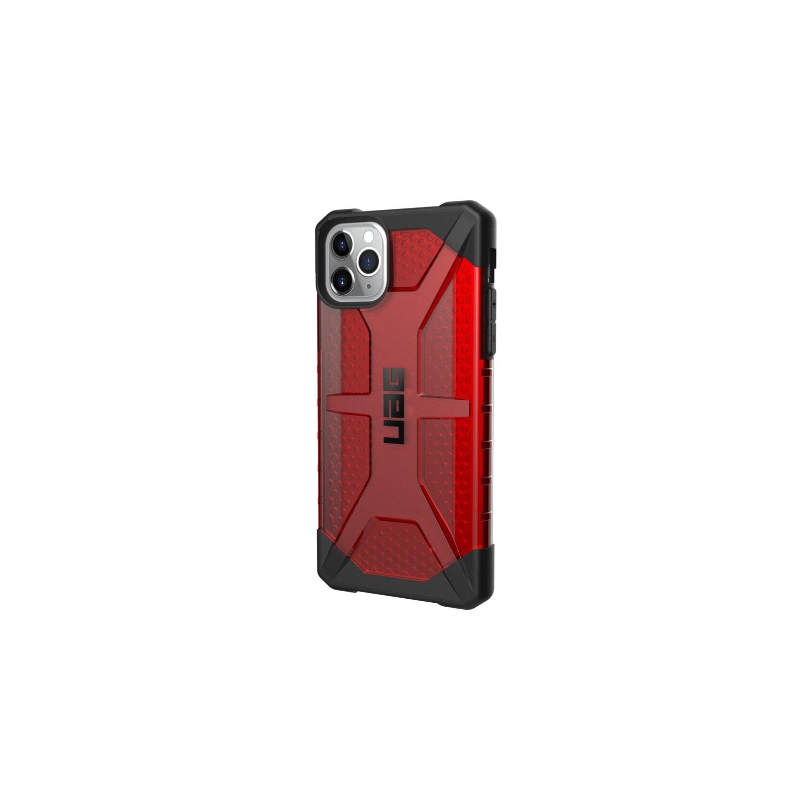 Чехол для моб. телефона Uag iPhone 11 Pro Max Plasma, Magma (111723119393) изображение 3