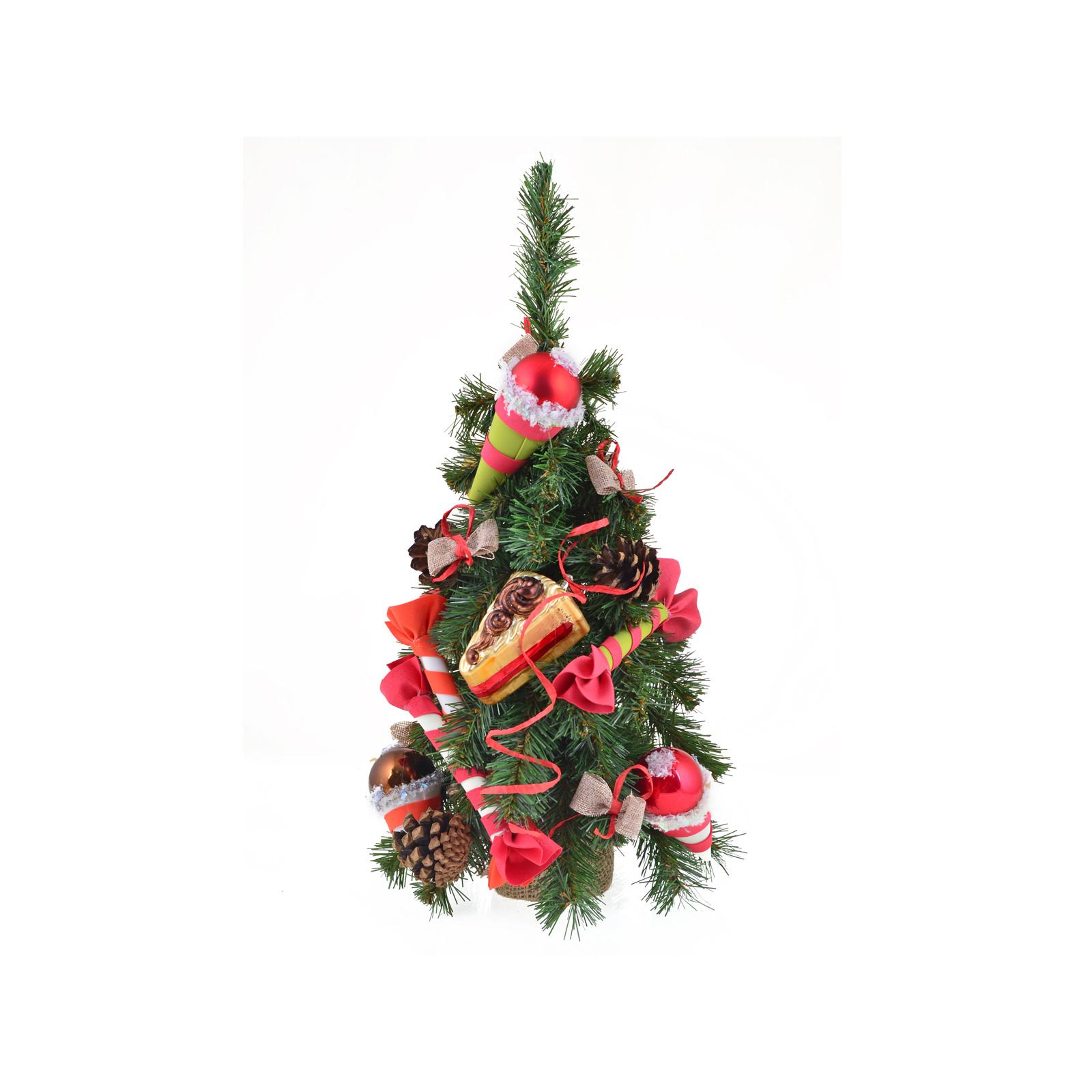 Искусственная елка YES! Fun с украшениями Сладкая 0,45 м (904297)